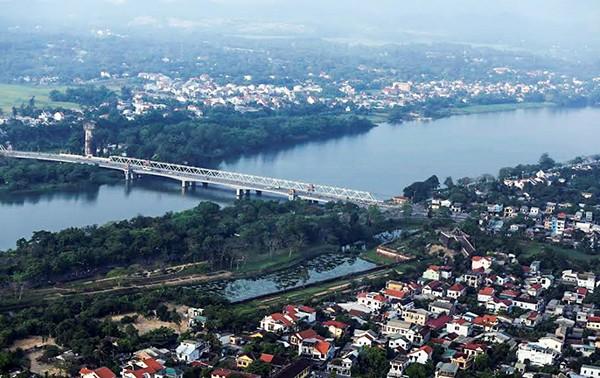 Vẻ đẹp kinh thành Huế nhìn từ khinh khí cầu - ảnh 4