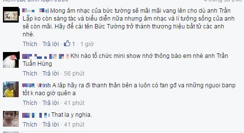 Tâm thư khiến fan nghẹn ngào trước 49 ngày mất của Trần Lập - ảnh 3
