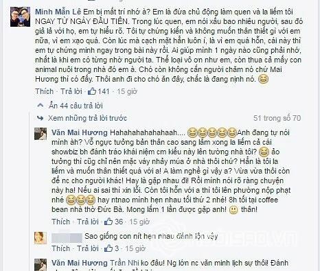 Văn Mai Hương bị tố giả tạo... kích động fan để 'hại' Sơn Tùng - ảnh 5