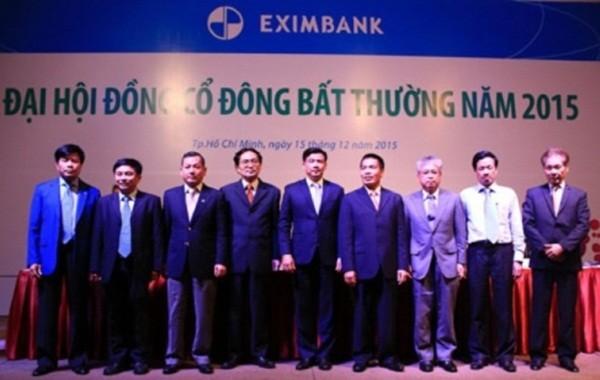 Lộ diện người 'mua ghế' Chủ tịch Eximbank cho ông Lê Minh Quốc? - ảnh 2