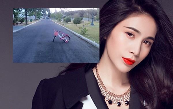Thủy Tiên bị chỉ trích vì để con gái vứt bỏ xe giữa đường - ảnh 1