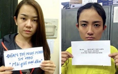 Kiều nữ 'Phạm Băng Băng Việt Nam' và đường dây gái gọi 'nghìn đô' - ảnh 2