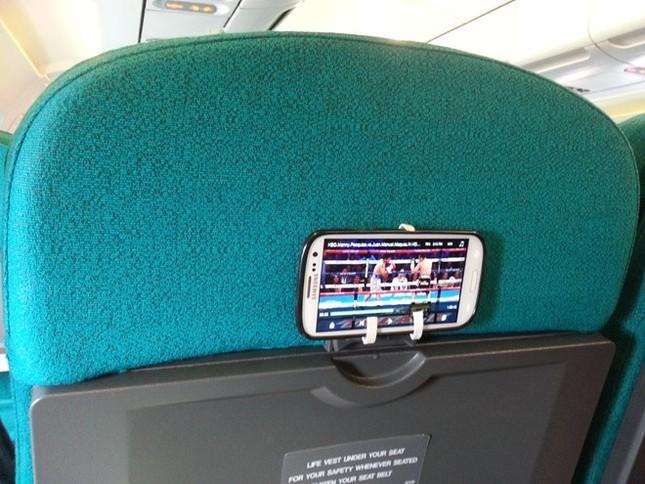Những mẹo hữu ích trên máy bay bạn không thể bỏ qua - ảnh 5