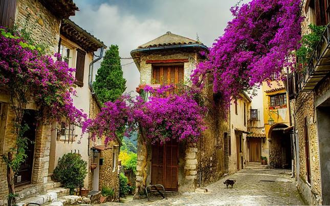 15 ngôi làng tuyệt đẹp bạn nên đến thăm một lần trong đời - ảnh 1