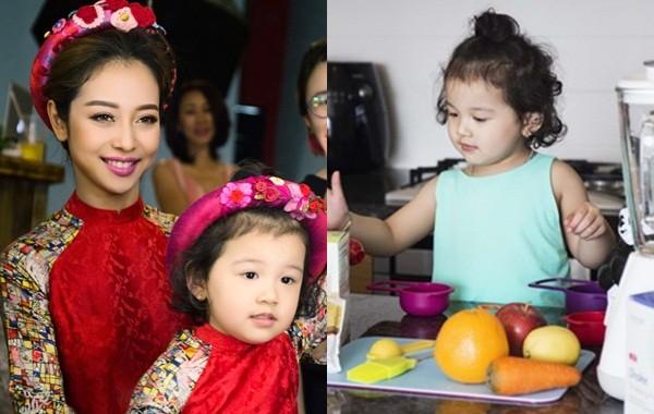 Jennifer Phạm giúp con gái 3 tuổi kiếm tiền tỷ ngoạn mục - ảnh 1
