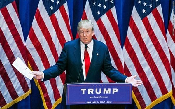 Mãn nhãn khối tài sản khủng của tỷ phú Donald Trump - ảnh 1