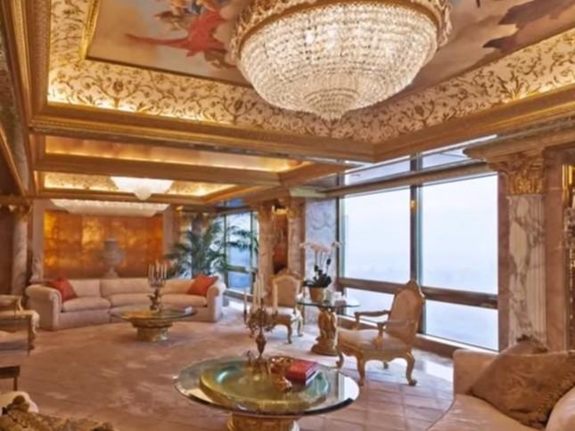 Mãn nhãn khối tài sản khủng của tỷ phú Donald Trump - ảnh 3