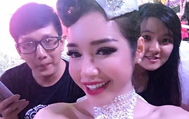 Bức ảnh khiến fan 'nổi da gà' với vẻ đẹp cận cảnh của Elly Trần - ảnh 1