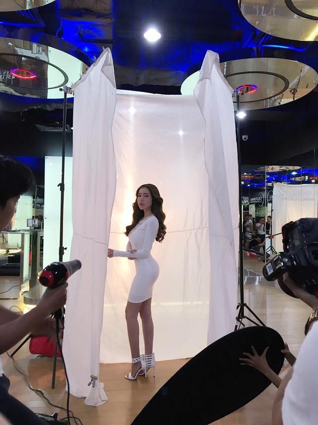 Bức ảnh khiến fan 'nổi da gà' với vẻ đẹp cận cảnh của Elly Trần - ảnh 5