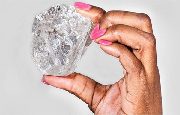 Chuyên gia đau đầu định giá cho viên kim cương lớn thứ 2 thế giới - ảnh 1