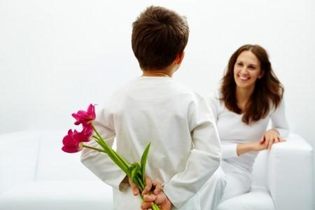 Những hình ảnh về 'tình mẫu tử' ý nghĩa nhân Ngày của Mẹ - ảnh 10