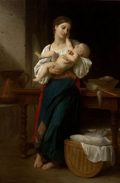 Những hình ảnh về 'tình mẫu tử' ý nghĩa nhân Ngày của Mẹ - ảnh 14