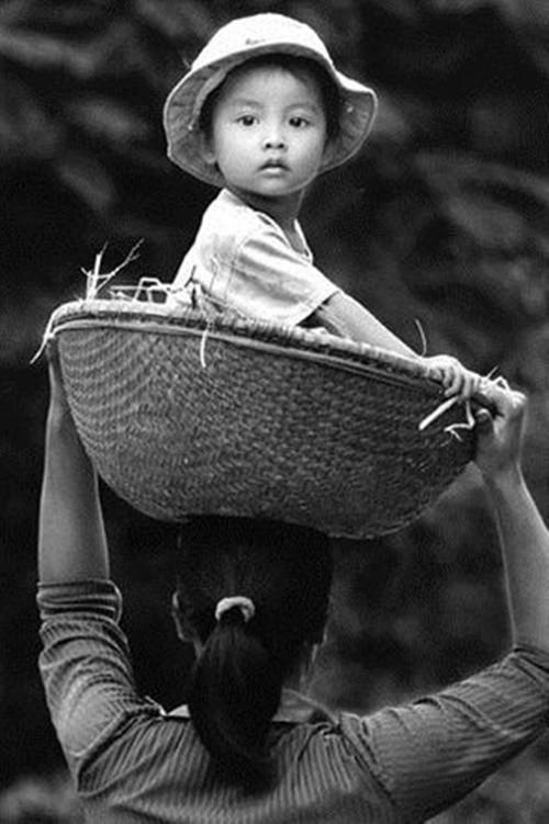 Những hình ảnh về 'tình mẫu tử' ý nghĩa nhân Ngày của Mẹ - ảnh 16
