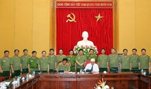 Bộ Công an mua trường Đại học Hà Hoa Tiên - ảnh 1