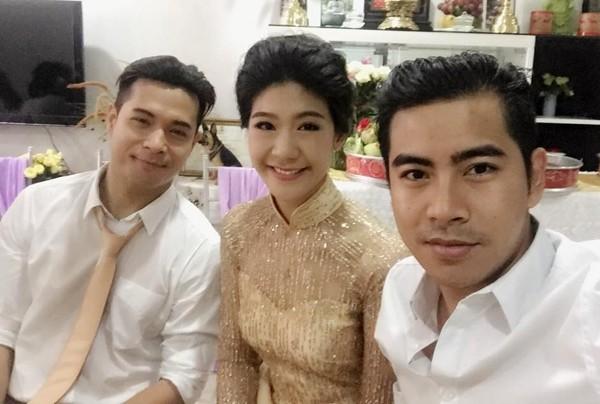 Trương Thế Vinh bí mật kết hôn bạn gái cơ trưởng Vietnam Airlines - ảnh 4