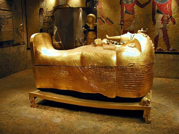 Những bí mật còn ẩn giấu trong lăng mộ Pharaoh (Kỳ 1) - ảnh 1