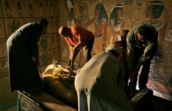 Những bí mật còn ẩn giấu trong lăng mộ Pharaoh (Kỳ 1) - ảnh 3