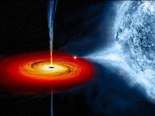 10 điều thú vị về hố đen - ảnh 1