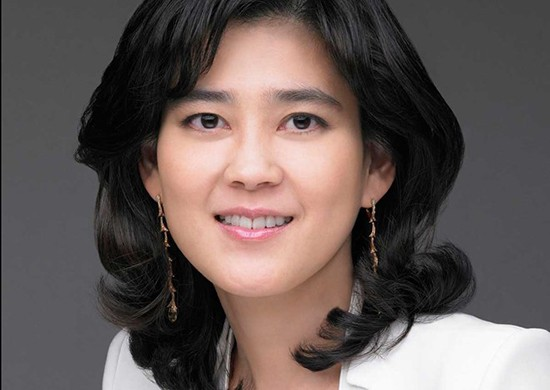 Con gái Chủ tịch Samsung là phụ nữ quyền lực thứ 2 Hàn Quốc - ảnh 1