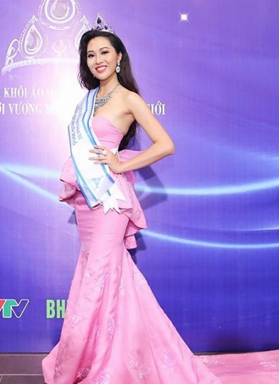Diệu Ngọc: 'Tuổi tác không là trở ngại của tôi tại Miss World' - ảnh 1