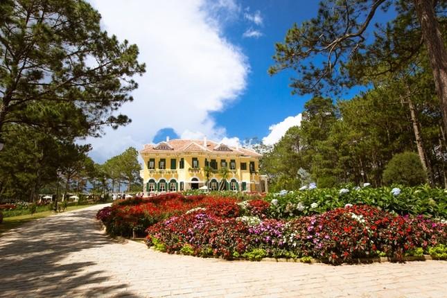 Khuôn viên như vườn thượng uyển trong Dinh Bảo Đại - ảnh 3