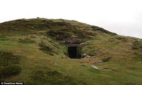 Tập tục róc thịt người chết trên đảo Scotland cổ đại - ảnh 2