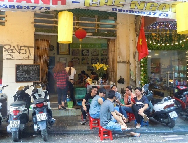 10 món đường phố 'phải ăn' ở Hà Nội - ảnh 10