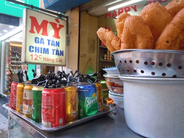 10 món đường phố 'phải ăn' ở Hà Nội - ảnh 9