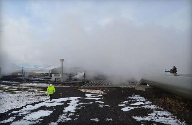 Đột phá trong công nghệ chôn khí CO2 dưới lòng đất - ảnh 1