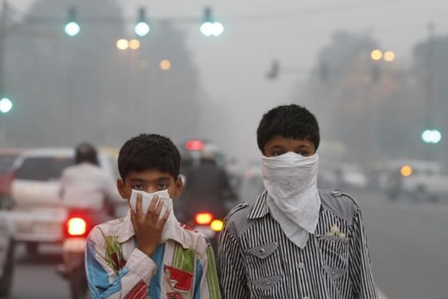 Ô nhiễm không khí là nguyên nhân hàng đầu gây bệnh đột quỵ - ảnh 1