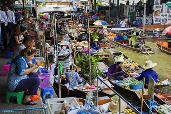 Xu hướng du lịch chữa bệnh đang phát triển tại Thái Lan - ảnh 1