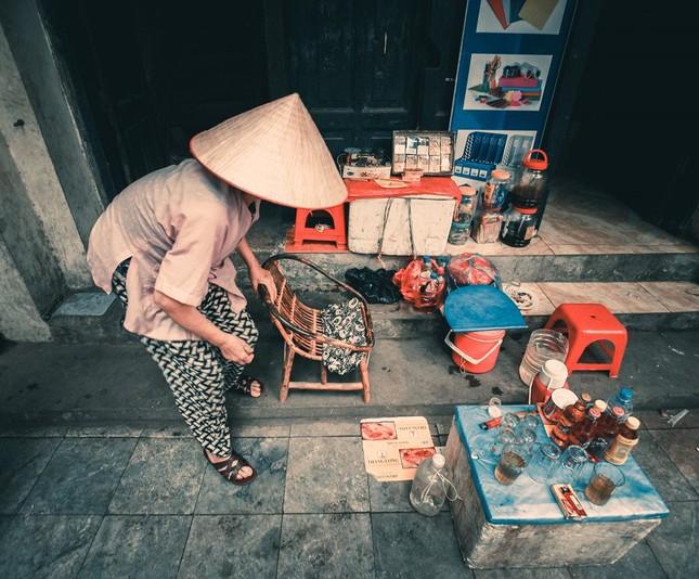 Văn hóa trà đá vỉa hè đất Hà thành - ảnh 10