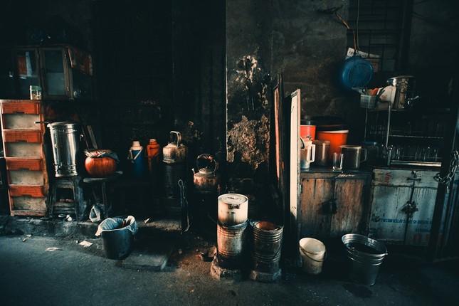 Văn hóa trà đá vỉa hè đất Hà thành - ảnh 13
