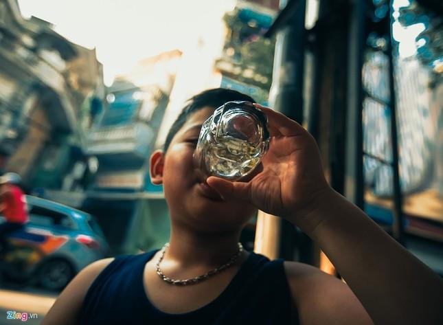 Văn hóa trà đá vỉa hè đất Hà thành - ảnh 16