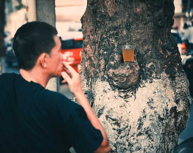 Văn hóa trà đá vỉa hè đất Hà thành - ảnh 4