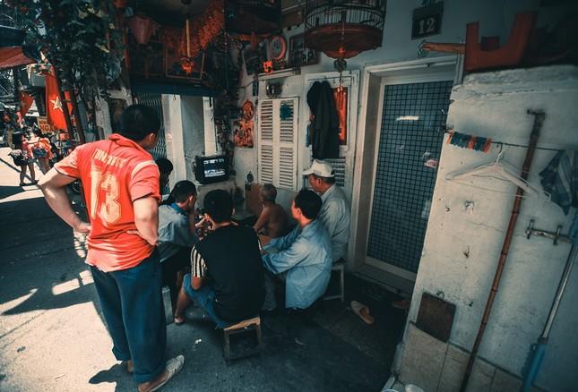 Văn hóa trà đá vỉa hè đất Hà thành - ảnh 7