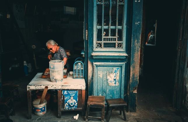 Văn hóa trà đá vỉa hè đất Hà thành - ảnh 8