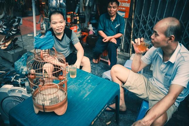 Văn hóa trà đá vỉa hè đất Hà thành - ảnh 9