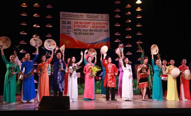 Những Ngày Văn hóa Việt Nam tại Nga thành công ngoài mong đợi - ảnh 1