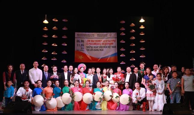 Những Ngày Văn hóa Việt Nam tại Nga thành công ngoài mong đợi - ảnh 2