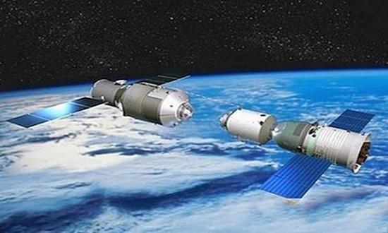 Trạm vũ trụ Trung Quốc có thể rơi tự do xuống Trái Đất - ảnh 1