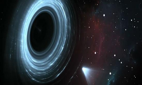 Con người có thể đi tới vũ trụ khác qua lỗ sâu - ảnh 1