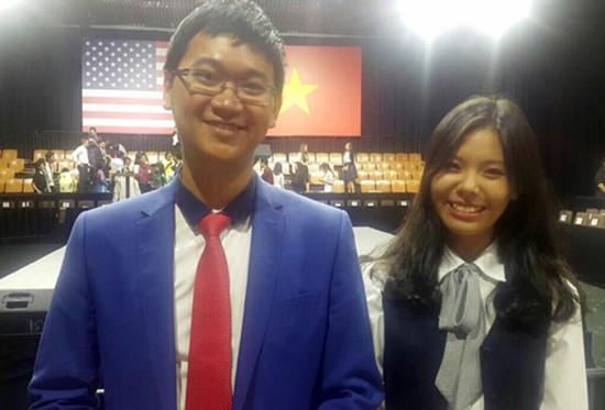 Học sinh Sài Gòn chế xe lăn vượt địa hình được giải quốc tế - ảnh 3