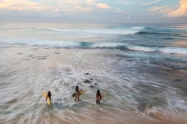 Các bức ảnh về biển ấn tượng trong Ngày Đại dương Thế giới - ảnh 1
