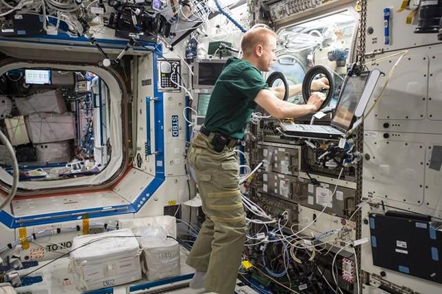 NASA 'kích hoạt' thành công đám cháy lớn nhất trong không gian - ảnh 1