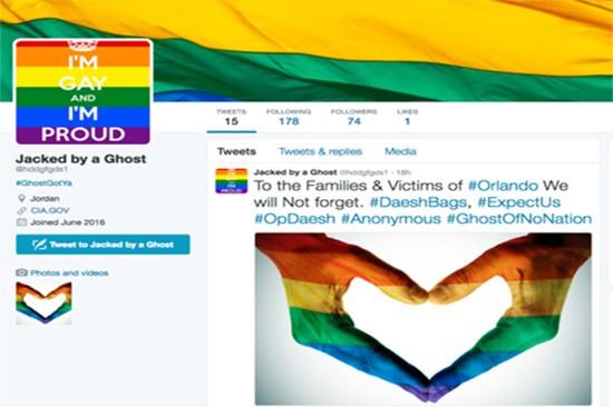 Tài khoản của IS tràn ngập ảnh đồng tính sau thảm họa Orlando - ảnh 1