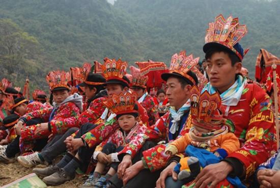 Hai nghi lễ quan trọng của người Dao - ảnh 3