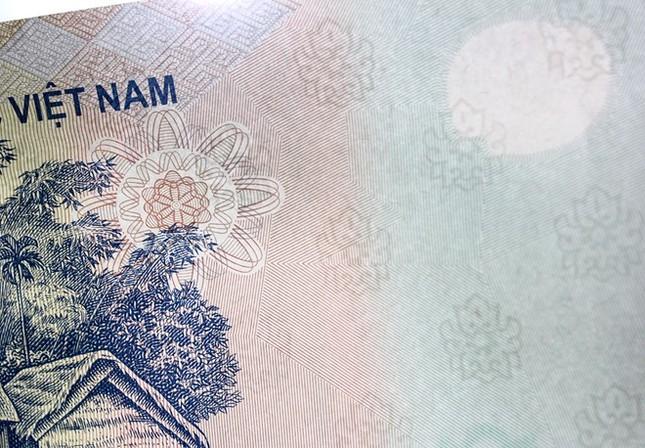 Tờ tiền 500.000 đồng kích thước khủng giá 5 triệu ở Sài Gòn - ảnh 2