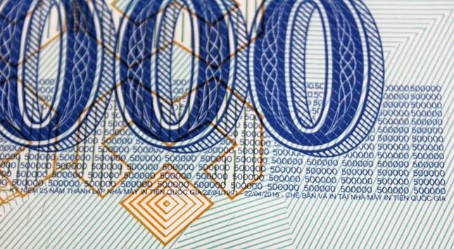 Tờ tiền 500.000 đồng kích thước khủng giá 5 triệu ở Sài Gòn - ảnh 3