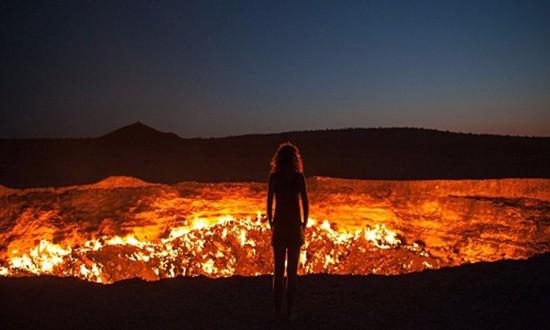 Những phong cảnh kỳ lạ nhất trên Trái Đất - ảnh 10